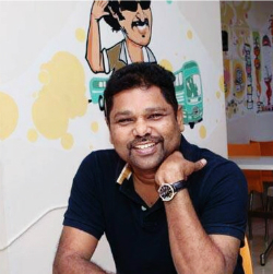 Girish Mathrubootham, Freshworks CEO and founder