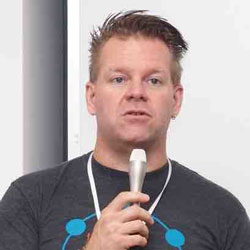 Patrick McFadin, VP Developer Relations at DataStax