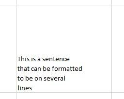 Precise wrap text 2