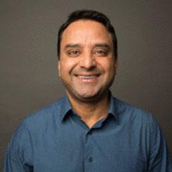 Ashish Bambroo, Vice President of Business Development