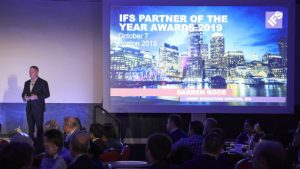 IFS woco partner awards (c) 2019 IFS