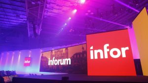 Inforum Photo by Tyler Kaufman/Getty Images for Infor) used with permission of Infor