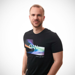 Johann Polecsak, CTO and co-founder of QANplatform