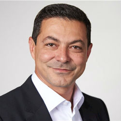 Michael Ouissi, Chief Customer Officer IFS