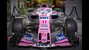 Sport Pesa F1 car (c) 2019 IFS at World Conference