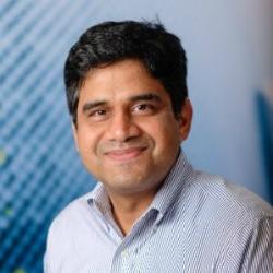 Brajesh Awasthi, CEO of Symblock