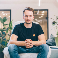 Julian Leitloff, CEO and founder of Fractal