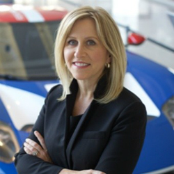 Lisa Drake, VP Global Purchasing and Powertrain Operations, Ford Motor Company