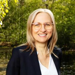 Martina Buchhauser, head of procurement at Volvo Cars