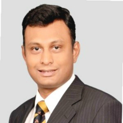 Rajesh Dhuddu, Global Practice Leader – Blockchain, Tech Mahindra.