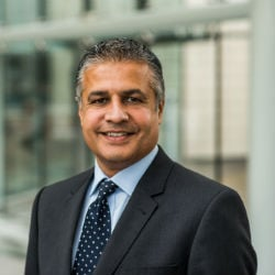 Sabby Gill, Executive Vice President and Managing Director of UK and Ireland