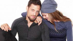 Tefron Lifestyle clothing range (Image credit Tefron)