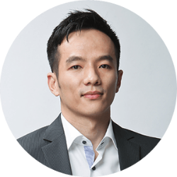 Zac Cheah, Co-founder and CEO of Pundi X.