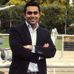Azeem Aleem, VP Consulting Security, NTT Ltd (Image Credit: LinkedIn)