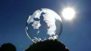 Winter ball (IMage credit pixabay/Hans