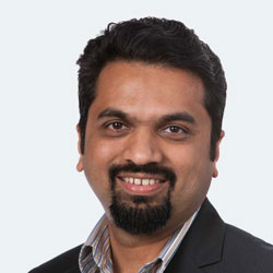 Sumedh Thakar, President and Chief Product Officer, Qualys (Image Credit: Qualys)