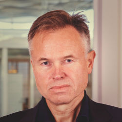 Øystein Moan, CEO of Visma (Image credit Linkedin)