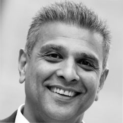 Chet Patel, MD Commercial, BT Global