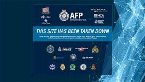 Global takedown of IM RAT malware (Image Credit: AFP)