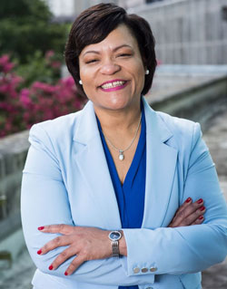 Mayor LaToya Cantrell, City of New Orleans (Image Credit: Twitter)