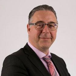 Stefaan Hinderyckx, Senior Vice President for Security at NTT Ltd. (Image Credit: LinkedIn)