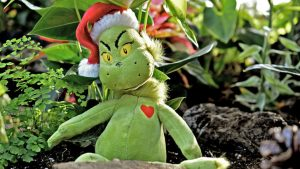 Grinch Image by ErikaWittlieb from Pixabay
