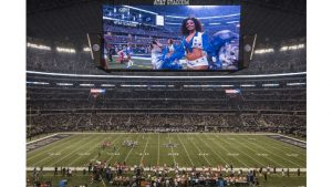 Dallas Cowboys AT&T Stadium Image by skeeze from Pixabay