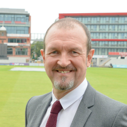Jonathon Nuttall, Head of Ticketing and Digital Systems, Lancashire Cricket Club
