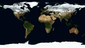 Earth January Image by WikiImages from Pixabay