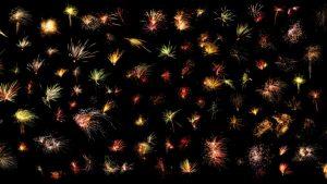Fireworks - Image by FelixMittermeier from Pixabay