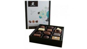 Belgian Delights Chocolate 15pc Praline Box (c) 2020 Belgian Delights