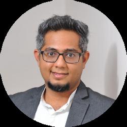 Divyesh Kharade, CEO at DronaHQ (Image credit DronaHQ)