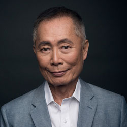 George Takei, Actor, Activist, & Social Media Influencer (Image Credit: LinkedIn)