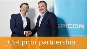 JCurve and Epicor partner with RIYO (c) 2020 JCurve