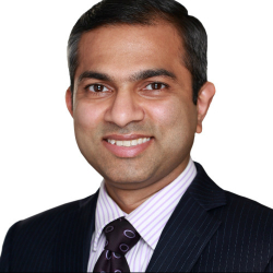 Lakshminarasimhan Srinivasan, Global Head, Blockchain Services, TCS.