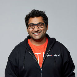 Nirman Dave, Co-founder and CEO, Obviously AI (LinkedIn)