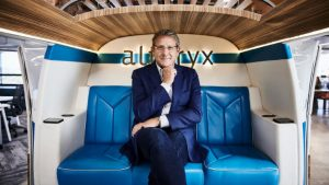 Dean Stoecker Chairman & CEO at Alteryx, Inc.