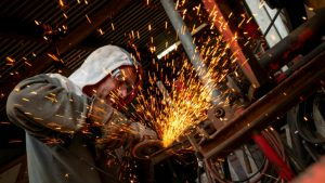 Manufacturing Angle Grinder mage by Patrick Grüterich from Pixabay (Knipsling)