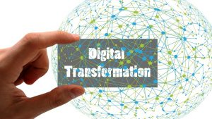 Digital Transformation (Image credit/Pixabay/Gerd Altmann)