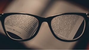 Glasses Focus Image by Free-Photos from Pixabay