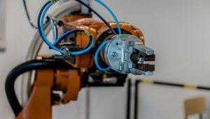 Robot Automation - Image by Michal Jarmoluk from Pixabay