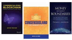 3 blockchain books