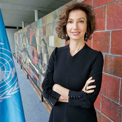 Audrey Azoulay, Director-General, UNESCO