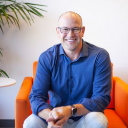 Brad Freitag, CEO of Claris International, Inc