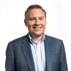 Chris Haydon, President of SAP Procurement Solutions
