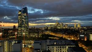Deacom German Office - Night View (c) 2020 Deacom