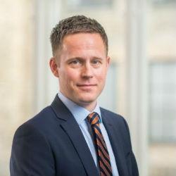 Lars Berthelsen, Managing Director of Visma Custom Solutions in Denmark