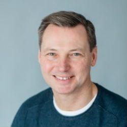 Peter Gamble, regional vice president, UK and Ireland, Workday