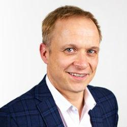Shane Deacon, Vice President, EMEA (Image credit Linkedin)