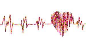 Electrocardiogram health pharma IMage credit pixabay/GDJ